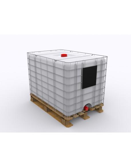 Glitherm ET -30*C paletopojemnik 1000L